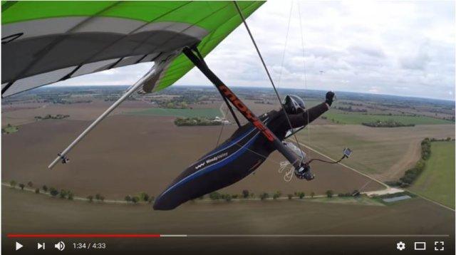 The Oz Report hang gliding news - Suffolk Hang Gliding Club 2017