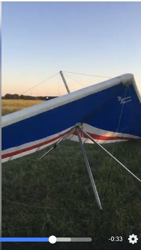 The Oz Report hang gliding news - daily hang gliding and